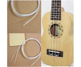 Nylon Strings For Ukulele 4 Pieces