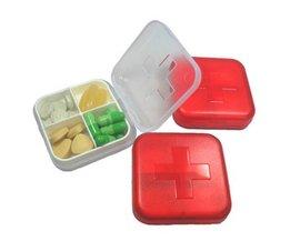 Medication Box Red Cross