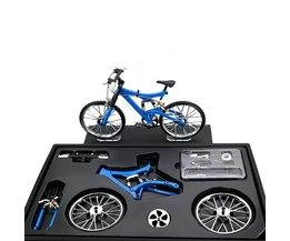 Miniature Bike Construction Set