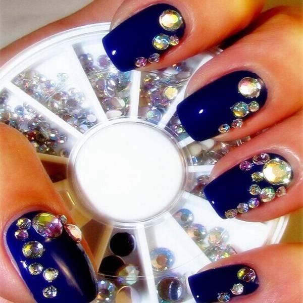 Rhinestone Nail Art Set Buy Online Cheapest Myxl Gadget Shop Uk