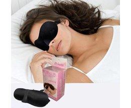 Sleep Mask Cotton 3D