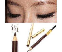 Dark Long Lasting Eyebrow Pencil