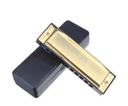Harmonica Gold