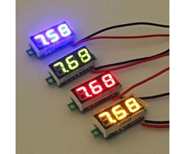 Digital Mini Voltmeter