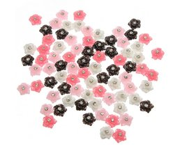 Rose Rhinestones For Nail Art