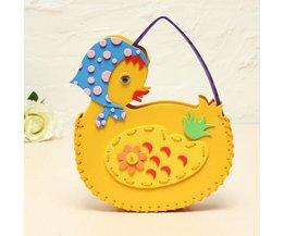 DIY Crafts Bag: Duck