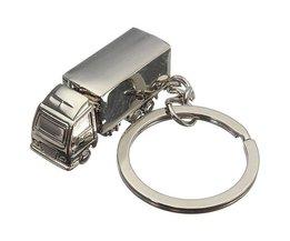 Metal Truck Key