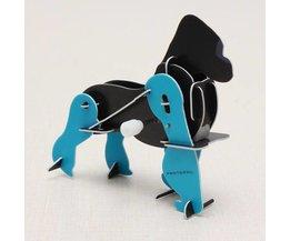 Windup Gorilla 3D Puzzle