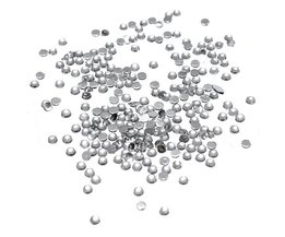 Rhinestones For Nail Decoration 100 Items