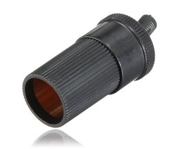 Connection For Adapter Car Lighter Via