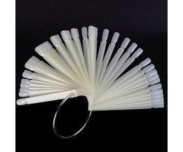 Nail Polish Color Ring