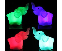 Elephant LED Light
