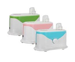 Ultrasonic, Portable Humidifier