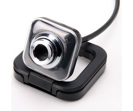 Webcam With Microphone USB 16.0 Mega Pixel
