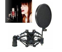 Professional Microphone Popfilter