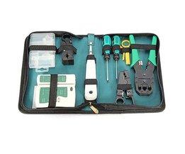 UTP Crimping Tool Set 9 Pieces