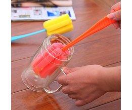 Vacuum Sponge For Glasses