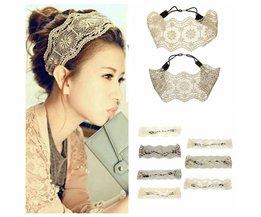Headband Lace-Style