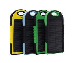Waterproof Power Bank Solar Energy