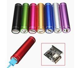 Portable USB Power Bank DIY Set