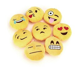 Cute Emoticon Keychain