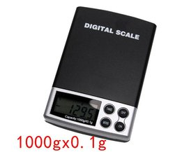 Scale With Digital Display