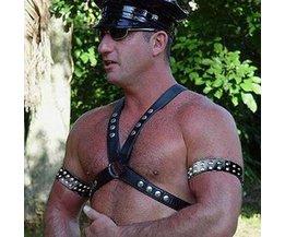Leather Bondage For Men