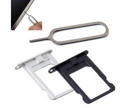 SIM Card Holder With Key For IPhone 5