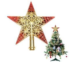 Peak Christmas Tree Star
