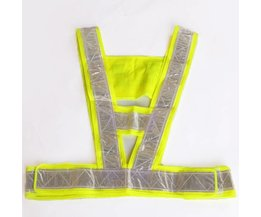 Safety Vest For The Traffic