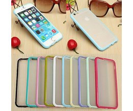 Bumper With Transparent Case For IPhone 6