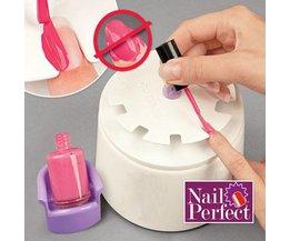 Nail Varnish Holder Perfectly Painted Nails