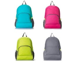 Foldable Backpack Unisex