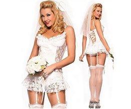 Sexy Bride Costume