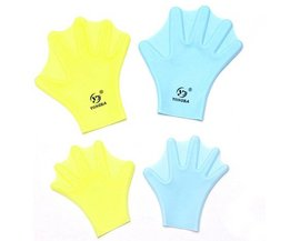 Silicones For Swimming Gloves
