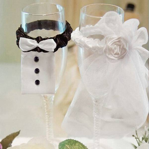 Wedding Decoration For Glasses Buy Online Cheapest Myxl Gadget