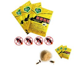 Very Effective Pest Control Means