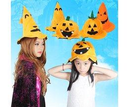 Pumpkin Hat Halloween