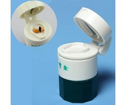Practical Pills Cutter With 4 Layers
