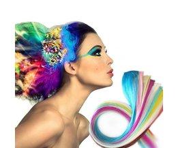 Hair Extensions Different Colors 5 Pcs