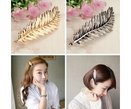 Charming Reed Hair Clip