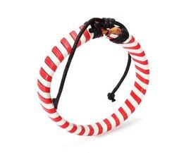 Zebra Bracelets