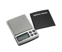 Pocket Balance Accuracy To 0.1 Gram