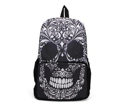 Punk Skull Backpack