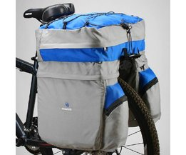 Double Pannier With Trunkbags