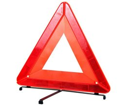 Warning Triangle For The Car