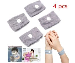 Motion Sickness Wristbands By 4 Pieces
