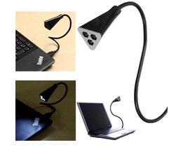 Flexible USB LED Reading Light