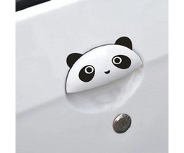 Panda Car Sticker