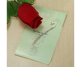 Bookmark Silver